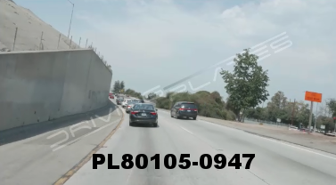 Vimeo clip HD & 4k Driving Plates Los Angeles, CA PL80105-0947