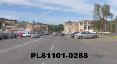 Vimeo clip HD & 4k Driving Plates Barcelona, Spain PL81101-0288