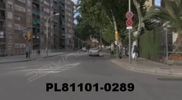 Vimeo clip HD & 4k Driving Plates Barcelona, Spain PL81101-0289