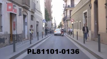 Vimeo clip HD & 4k Driving Plates Barcelona, Spain PL81101-0136