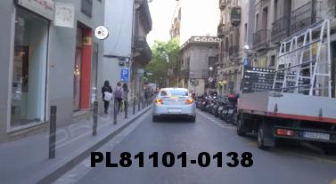 Vimeo clip HD & 4k Driving Plates Barcelona, Spain PL81101-0138