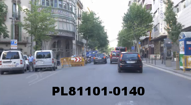 Vimeo clip HD & 4k Driving Plates Barcelona, Spain PL81101-0140