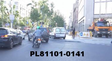 Vimeo clip HD & 4k Driving Plates Barcelona, Spain PL81101-0141