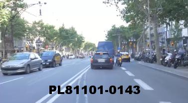 Vimeo clip HD & 4k Driving Plates Barcelona, Spain PL81101-0143