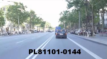 Vimeo clip HD & 4k Driving Plates Barcelona, Spain PL81101-0144