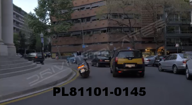 Vimeo clip HD & 4k Driving Plates Barcelona, Spain PL81101-0145