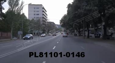 Vimeo clip HD & 4k Driving Plates Barcelona, Spain PL81101-0146