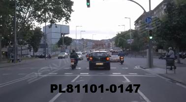 Vimeo clip HD & 4k Driving Plates Barcelona, Spain PL81101-0147