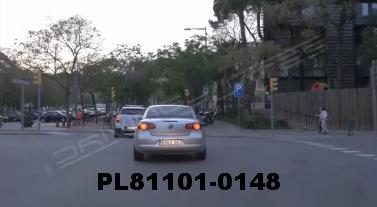 Vimeo clip HD & 4k Driving Plates Barcelona, Spain PL81101-0148