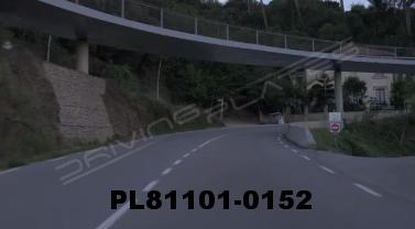 Vimeo clip HD & 4k Driving Plates Barcelona, Spain PL81101-0152