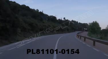 Vimeo clip HD & 4k Driving Plates Barcelona, Spain PL81101-0154