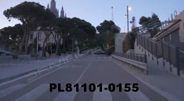 Vimeo clip HD & 4k Driving Plates Barcelona, Spain PL81101-0155