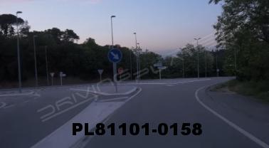 Vimeo clip HD & 4k Driving Plates Barcelona, Spain PL81101-0158