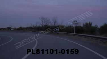 Vimeo clip HD & 4k Driving Plates Barcelona, Spain PL81101-0159