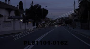 Vimeo clip HD & 4k Driving Plates Barcelona, Spain PL81101-0162