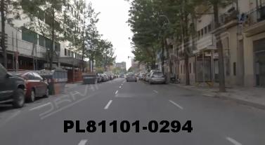 Vimeo clip HD & 4k Driving Plates Barcelona, Spain PL81101-0294