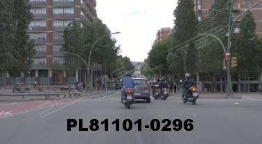 Vimeo clip HD & 4k Driving Plates Barcelona, Spain PL81101-0296