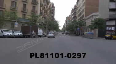 Vimeo clip HD & 4k Driving Plates Barcelona, Spain PL81101-0297