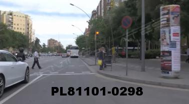 Vimeo clip HD & 4k Driving Plates Barcelona, Spain PL81101-0298
