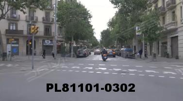 Vimeo clip HD & 4k Driving Plates Barcelona, Spain PL81101-0302