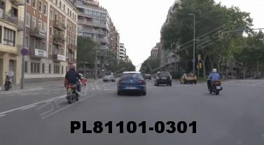 Vimeo clip HD & 4k Driving Plates Barcelona, Spain PL81101-0301