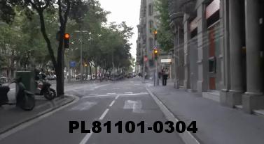 Vimeo clip HD & 4k Driving Plates Barcelona, Spain PL81101-0304