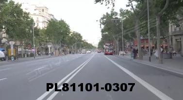 Vimeo clip HD & 4k Driving Plates Barcelona, Spain PL81101-0307