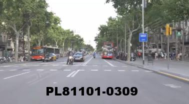 Vimeo clip HD & 4k Driving Plates Barcelona, Spain PL81101-0309