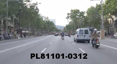 Vimeo clip HD & 4k Driving Plates Barcelona, Spain PL81101-0312