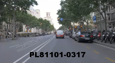 Vimeo clip HD & 4k Driving Plates Barcelona, Spain PL81101-0317