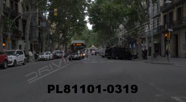 Vimeo clip HD & 4k Driving Plates Barcelona, Spain PL81101-0319