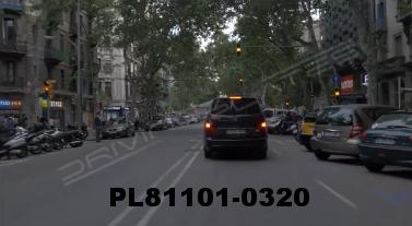 Vimeo clip HD & 4k Driving Plates Barcelona, Spain PL81101-0320
