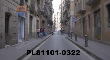 Vimeo clip HD & 4k Driving Plates Barcelona, Spain PL81101-0322