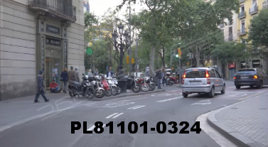 Vimeo clip HD & 4k Driving Plates Barcelona, Spain PL81101-0324
