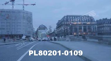 Vimeo clip HD & 4k Driving Plates Paris, France PL80201-0109