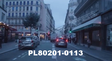 Vimeo clip HD & 4k Driving Plates Paris, France PL80201-0113