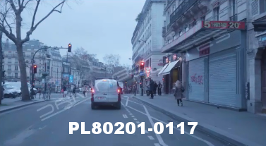 Vimeo clip HD & 4k Driving Plates Paris, France PL80201-0117