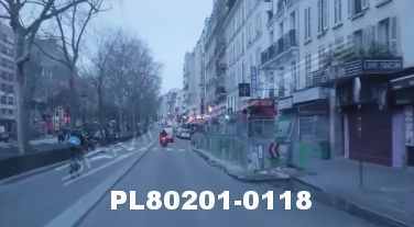 Vimeo clip HD & 4k Driving Plates Paris, France PL80201-0118