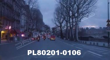 Vimeo clip HD & 4k Driving Plates Paris, France PL80201-0106