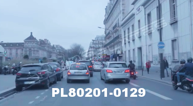 Vimeo clip HD & 4k Driving Plates Paris, France PL80201-0129