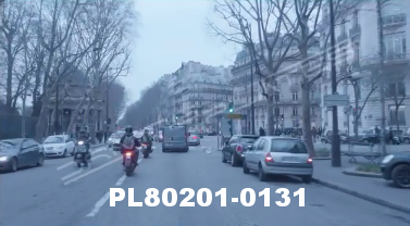 Vimeo clip HD & 4k Driving Plates Paris, France PL80201-0131