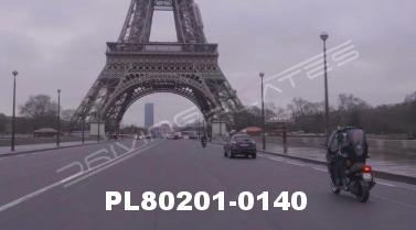 Vimeo clip HD & 4k Driving Plates Paris, France PL80201-0140