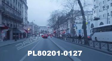 Vimeo clip HD & 4k Driving Plates Paris, France PL80201-0127