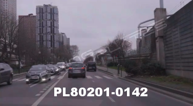Vimeo clip HD & 4k Driving Plates Paris, France PL80201-0142
