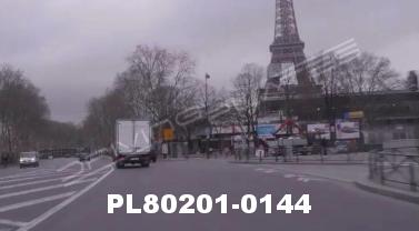 Vimeo clip HD & 4k Driving Plates Paris, France PL80201-0144