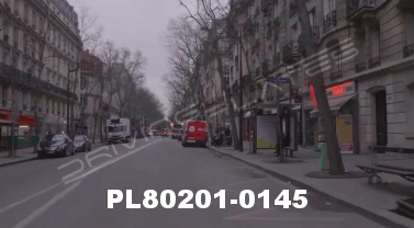 Vimeo clip HD & 4k Driving Plates Paris, France PL80201-0145