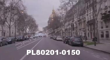 Vimeo clip HD & 4k Driving Plates Paris, France PL80201-0150