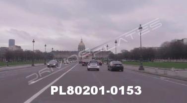 Vimeo clip HD & 4k Driving Plates Paris, France PL80201-0153