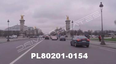 Vimeo clip HD & 4k Driving Plates Paris, France PL80201-0154