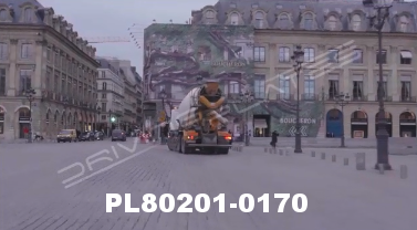 Vimeo clip HD & 4k Driving Plates Paris, France PL80201-0170
